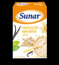 Vanilková kaša mliečna ryžová
