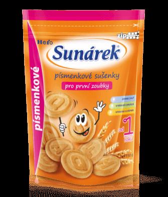 Písmenkové sušienky preprvé zúbky