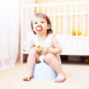 Stolica u dojčiat: zápcha a hnačka