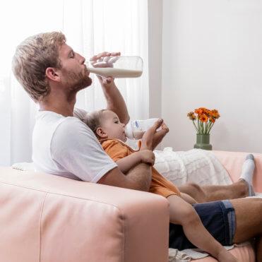 Mýtus 8: Mliečny tuk je vo všetkých dojčenských mliekach