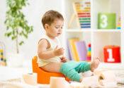 Ako naučiť dieťa na nočník?