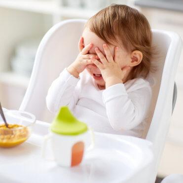 Čo robiť, keď dieťa nechce jesť?
