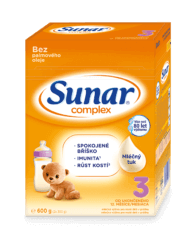 NOVÝ Sunar Complex 3