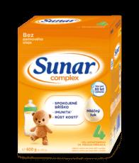 NOVÝ Sunar Complex 4