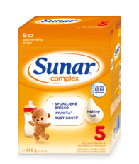 NOVÝ Sunar Complex 5