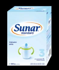 NOVÝ Sunar Standard 3