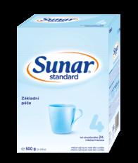 NOVÝ Sunar Standard 4