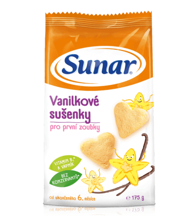 Vanilkové sušienky