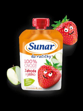Sunar Do ručičky 100% ovocie