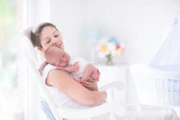 Správna výživa a životospráva dojčiacej matky