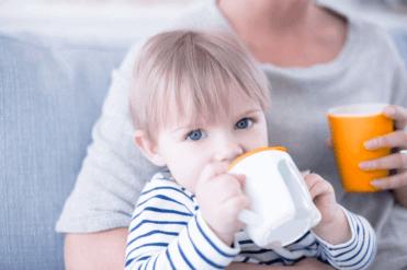 Výživa detí od 1 do 3 rokov