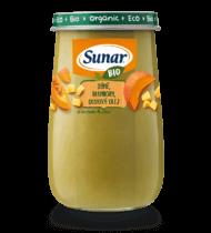 BIO tekvica, zemiaky, olivový olej